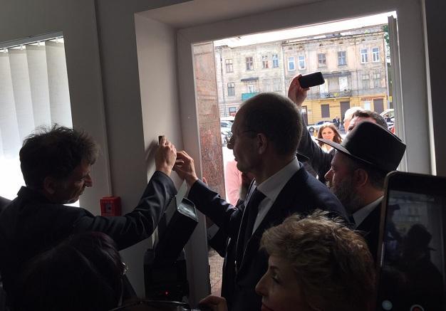 Почетный консул Государства Израиль в Западном регионе Олег Вишняков.